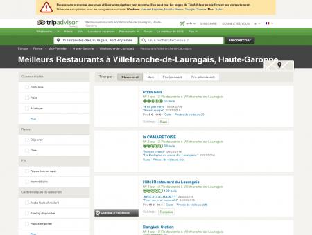 Les 10 meilleurs restaurants à Villefranche-de...