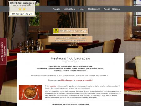 Restaurant à Villefranche du Lauragais - Hôtel ...