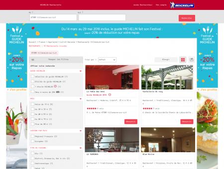 Restaurants 47300 Villeneuve-sur-Lot -...