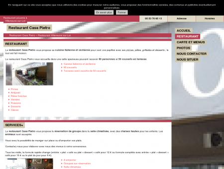 Restaurants Villeneuve sur Lot - Restaurant...