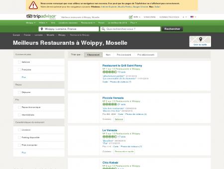 Les 10 meilleurs restaurants à Woippy -...