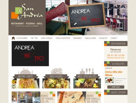 Restaurant San Andrea, restaurant et pizzeria...
