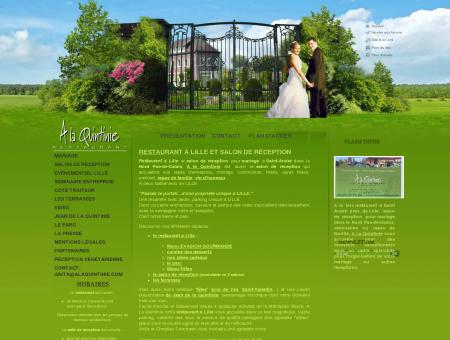 Restaurant à Lille dans le nord pour mariage -...