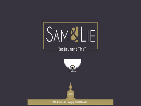 Sam Et Lie à Saint-André-lez-Lille, Restaurant ...