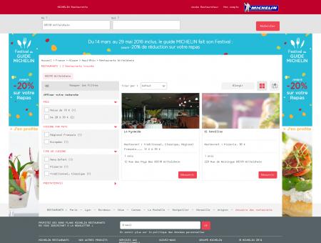 Restaurants 68310 Wittelsheim - MICHELIN...