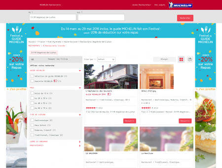 Restaurants 31110 Bagnères-de-Luchon -...