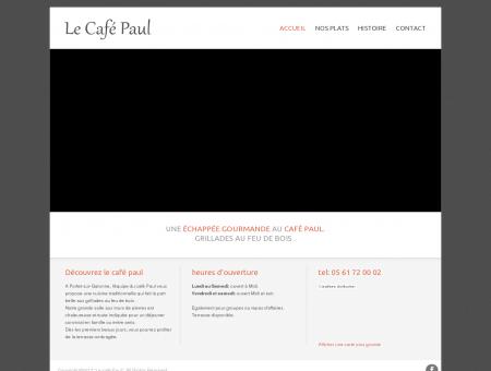 Le café Paul - Café, restaurant à Portet-sur...