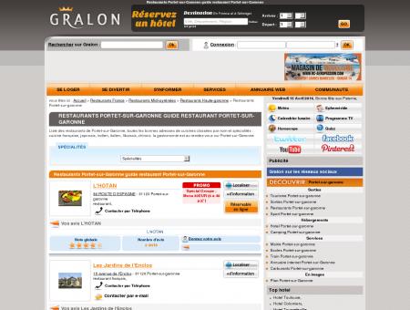 Restaurants Portet-sur-Garonne guide...