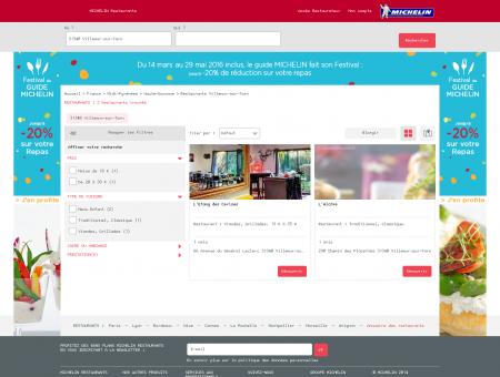 Restaurants 31340 Villemur-sur-Tarn -...