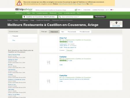 Les 5 meilleurs restaurants à Castillon-en...