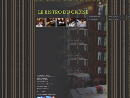 Restaurant Le Bistro Du Croise - Wasquehal