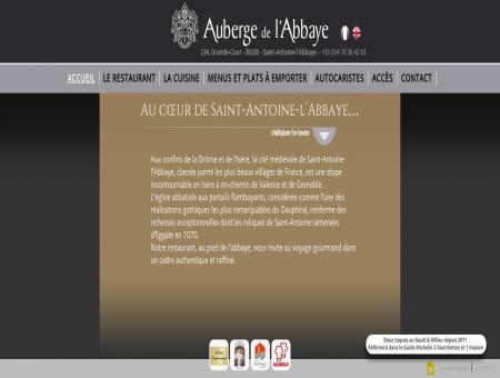 Au cœur de Saint-Antoine-l'Abbaye' -...