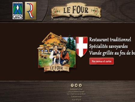 Restaurant Le Four - Maitre Restaurateur -...