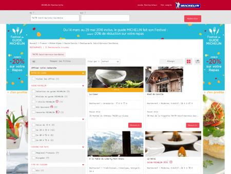 Restaurants 74170 Saint-Gervais-les-Bains -...