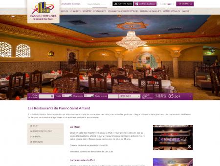 Restaurant Saint Amand Les Eaux |...