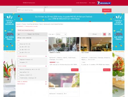 Restaurants 59230 Saint-Amand-les-Eaux -...