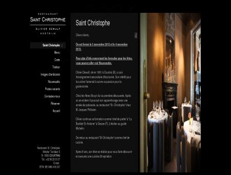 Restaurant St. Christophe