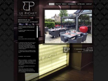Le pichet - restaurant   LE PICHET - Restaurant...