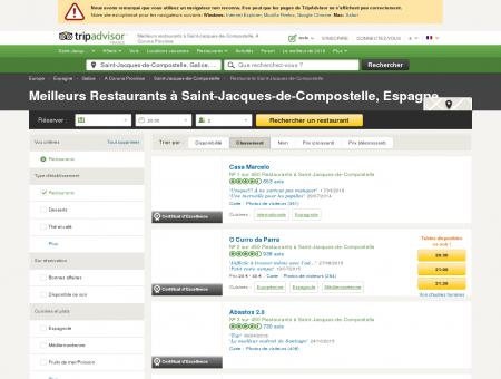 Les 10 meilleurs restaurants à Saint-Jacques...
