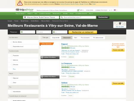 Les 10 meilleurs restaurants à Vitry-sur-Seine -...