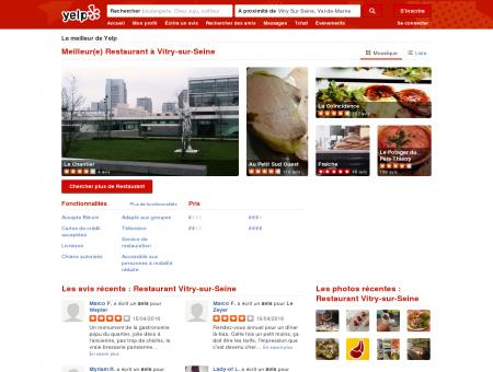 Restaurant à Vitry-sur-Seine - Yelp - Paris...