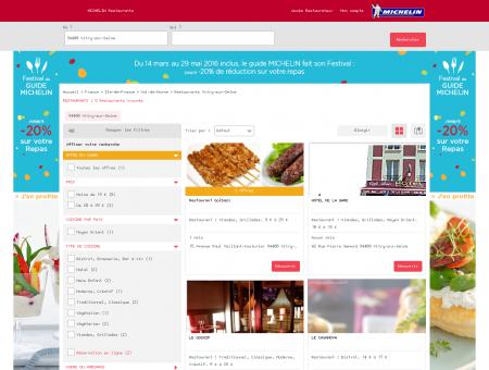 Restaurants 94400 Vitry-sur-Seine - MICHELIN...