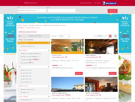 Restaurants 43290 Saint-Bonnet-le-Froid -...