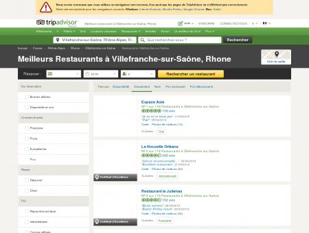 Les 10 meilleurs restaurants à Villefranche-sur...