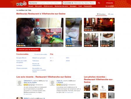Restaurant à Villefranche-sur-Saône - Yelp
