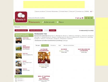 Restaurant Yutz - Guide Restaurants Yutz -...