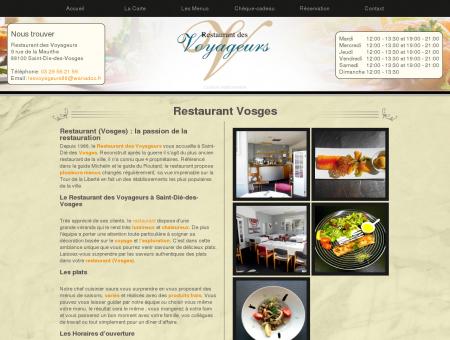 Restaurant Vosges : un régal au Restaurant...