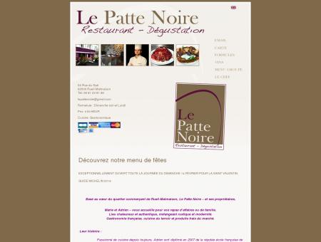 Restaurant Le Patte Noire - Rueil-Malmaison