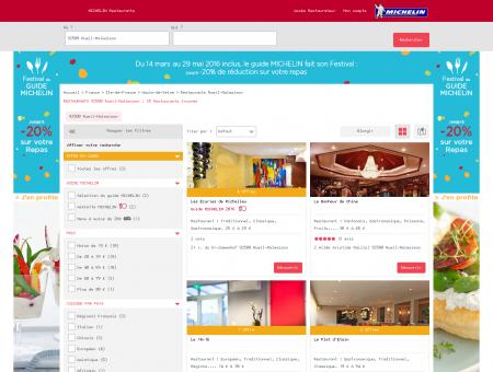 Restaurants 92500 Rueil-Malmaison -...