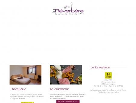 Hôtel restaurant Le Réverbère Vic en Bigorre