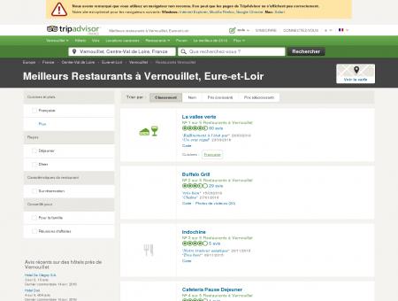 Les 5 meilleurs restaurants à Vernouillet -...