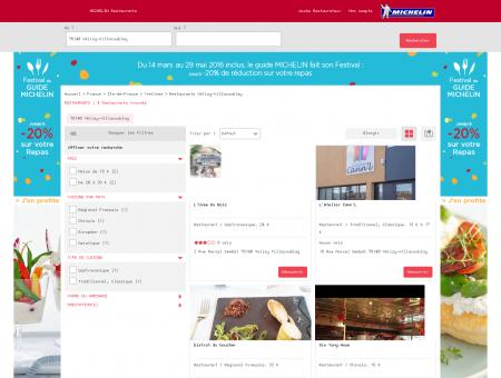 Restaurants 78140 Vélizy-Villacoublay -...