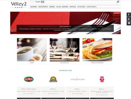 VELIZY 2 - restaurants