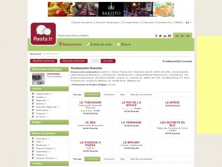 Restaurant Ronchin - Guide Restaurants...