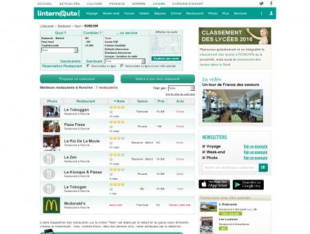 Restaurant Ronchin : Le guide des meilleurs...