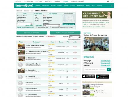 Restaurant Verneuil Sur Avre : Le guide des...