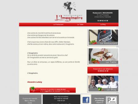 Restaurant L'imaginaire - Schiltigheim