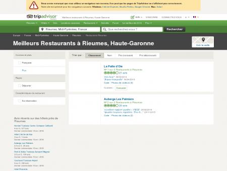 restaurant rieumes
