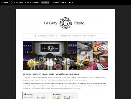 Le Grey - Verrières le Buisson|Avis, réservez en...