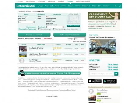 Restaurant Samatan : Le guide des meilleurs...
