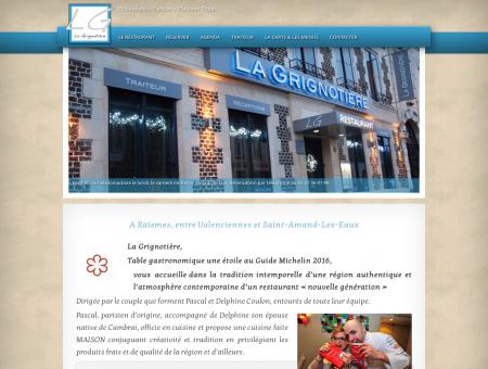 La Grignotière | Restaurant  Traiteur ...