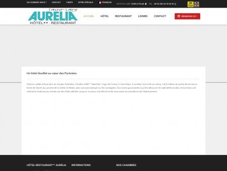 Hotel Aurelia St-Lary Soulan | Hotel Restaurant...