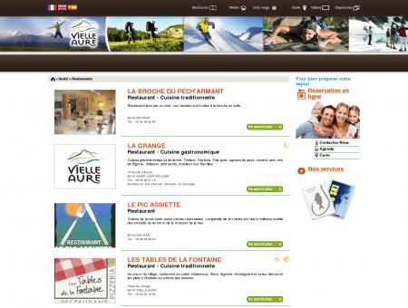 Liste des restaurants | Office de Tourisme de...