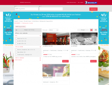 Restaurants 94370 Sucy-en-Brie - MICHELIN...