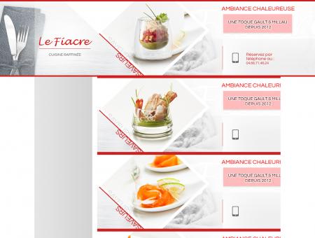 Bienvenue sur le site du restaurant Le Fiacre à...