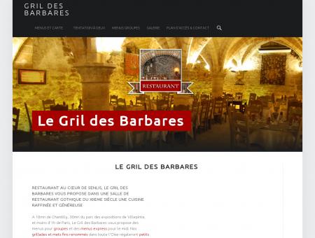 Gril des Barbares - Restaurant - Senlis,...